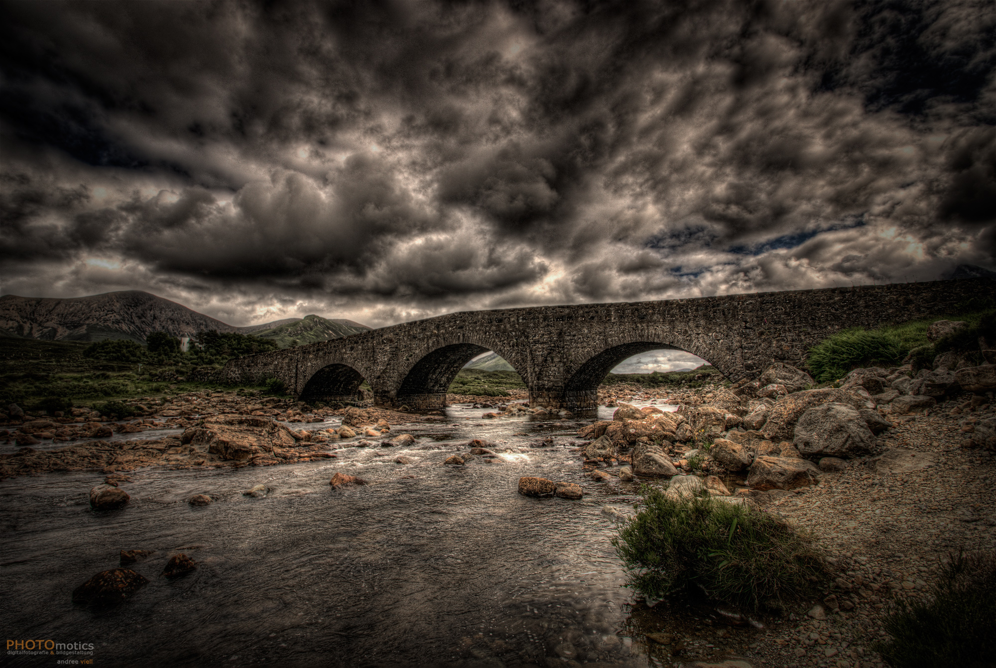 Bridge Of Sligachan