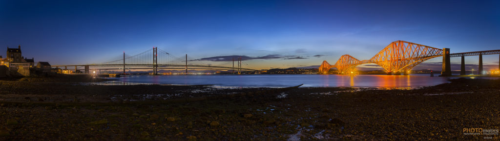 Queensferry Crossing...