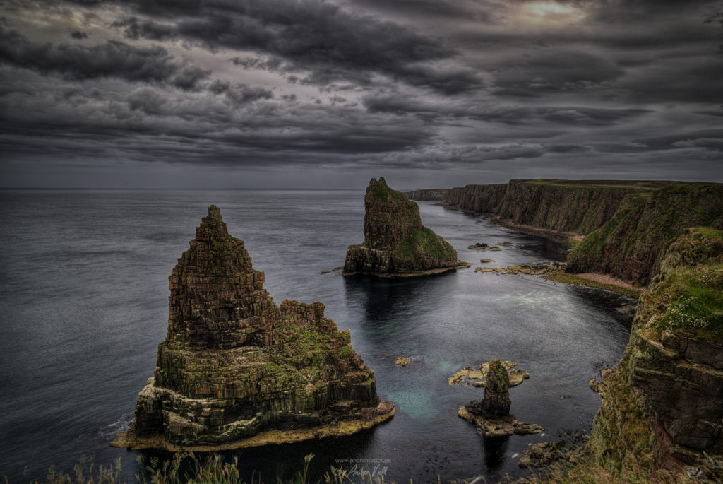 The Stacks of Duncansby Head